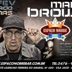21/02: SP – Mano Brown na Zona Leste
