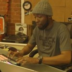 Assista 9th Wonder no 'Rhythm Roulette'