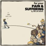 Ouça e baixe 'For Your Pain & Suffering', EP de De La Soul