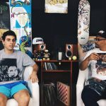 MC Fabio Brazza no Programa Freestyle