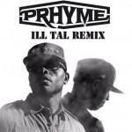 Lançamento: PRhyme, 'PRhyme (Ill Tal Remix)'