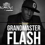 24/04: Grandmaster Flash em São Paulo