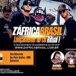 "30/05: Z'África Brasil lança ""Ritual I"" em SP"