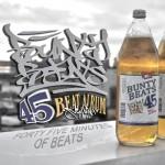 Lançamento: Bunty Beats, '45 Beat Album'