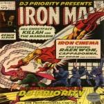 Lançamento: DJ Priority, 'Iron Cinema'