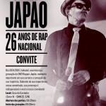 28/11: Gravação do DVD Japão 26 anos de Rap no DF