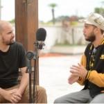 DÖ MC é entrevistado no programa Papo & Som