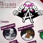 19/12: Batalha Feminina de MCs Plano A no RJ