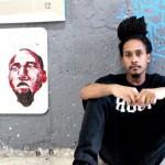 A arte urbana de No Martins