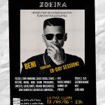 13/05: Festa Zoeira Beni Convida, no RJ