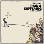 Ouça e baixe 'For Your Pain & Suffering', EP de De La Soul