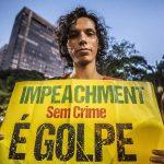 Um golpe dos donos de escravos no Brasil?