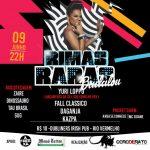 09/06: Festa Rimas Raras – Badalou em Salvador/BA