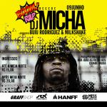 09/06: Festa Boom Rap com DJ Micha em POA