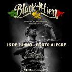 16/06: Black Alien no Bar Opinião em Porto Alegre