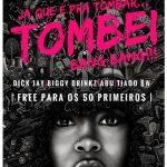 15/07: Festa Tombei com DJ Dick Jay em Porto Alegre