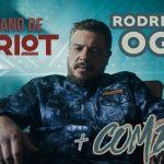 18/08: Griot 1 Ano: show com Rodrigo Ogi em Porto Alegre