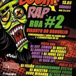 13/08: Festa BoomRap 2 Anos em Porto Alegre