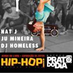 Kaseone e MC Who lançam livro 'Hip Hop Cultura de Rua – Eixo 1'