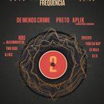 17/09: Hip Hop na Frequência com De Menos Crime em SP