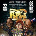 08/10: R.P.W comemora 25 anos em São Paulo