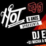16/09: Festa Hot 6 Anos com Erick Jay em Porto Alegre