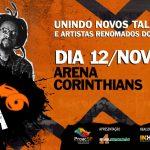 12/11: Sons da Rua com Emicida, Criolo, Rael e Thaide em SP