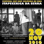 20/11: Consciência Humana em Itapecerica da Serra/SP
