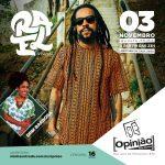 03/11: Rael no Bar Opinião em Porto Alegre