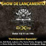 13/11: Dexter no Auditório do Ibirapuera em SP