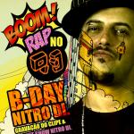 05/11: Festa Boom Rap com Nitro Di em Porto Alegre
