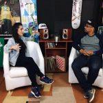Vídeo | Rapper Lívia Cruz no Programa Freestyle