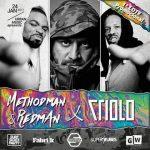 24/01: Criolo, Method Man & Redman em São Paulo